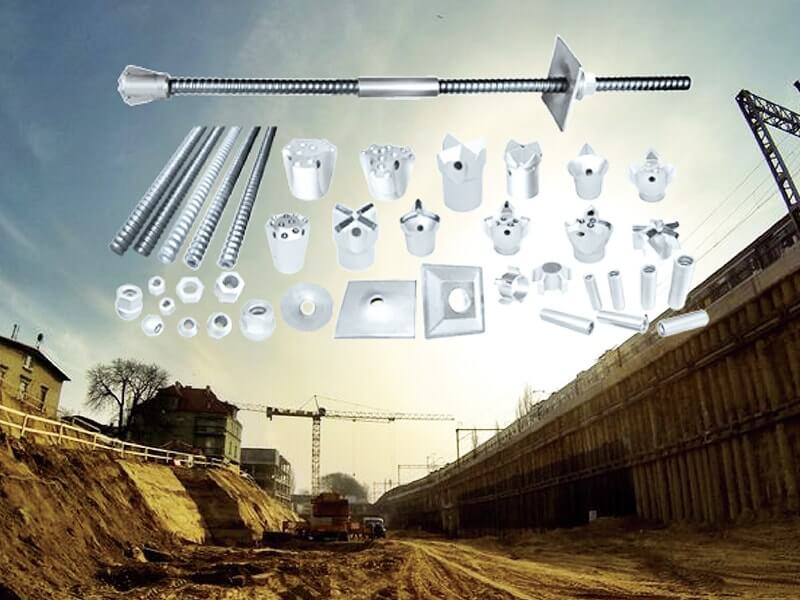 Accessories-self-drill-anchor-system