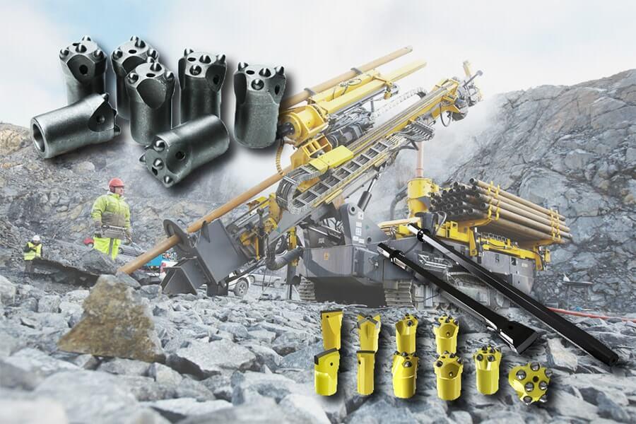 Rock-&-Mining-Drill-Tools